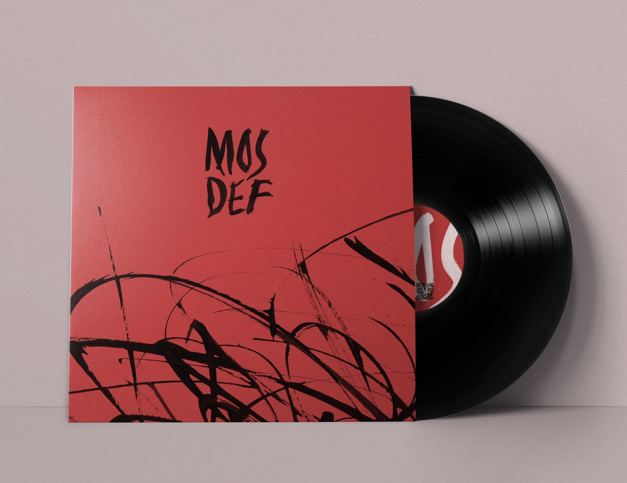 Mos Def LP Cover Front
