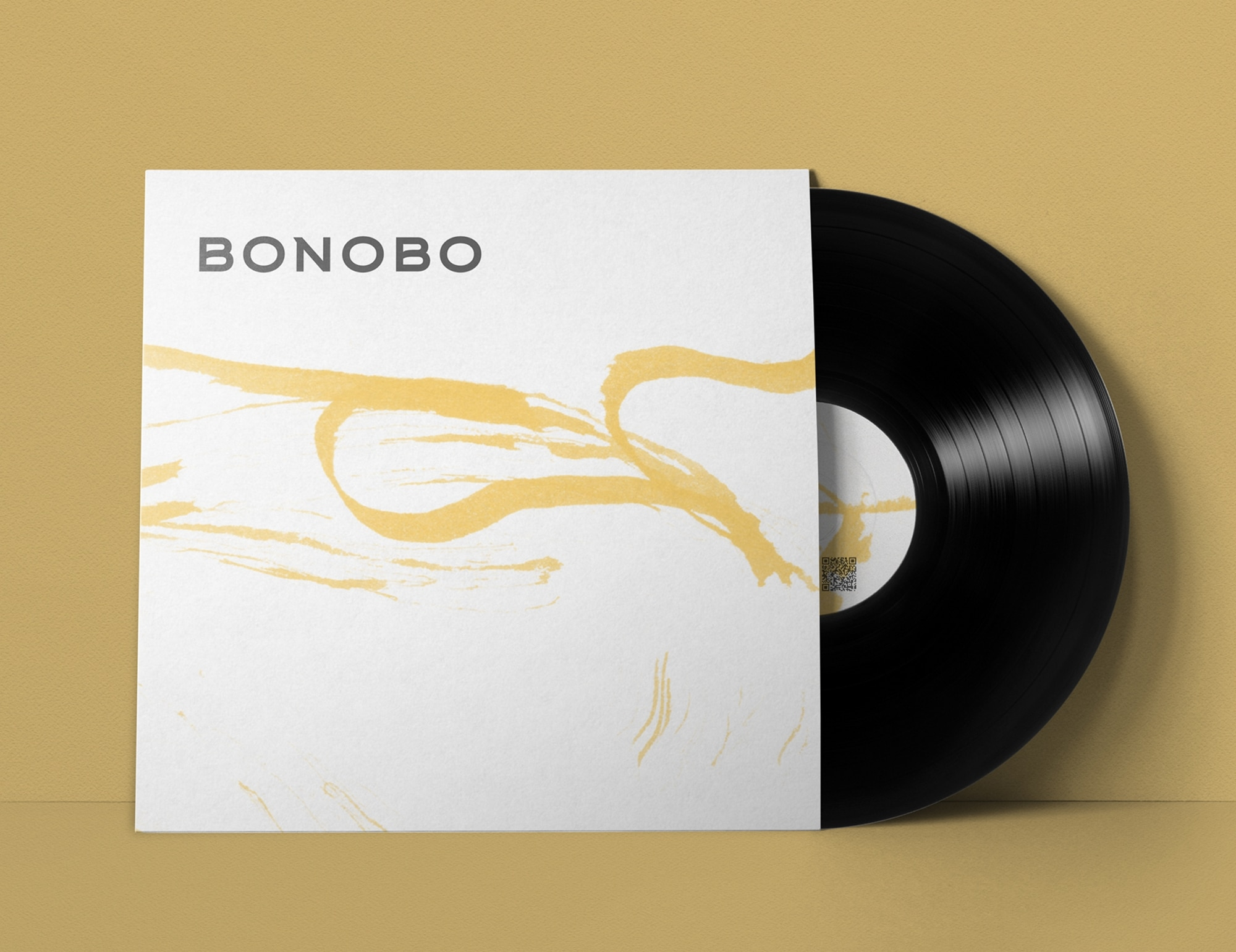Bonobo LP Cover Design Front 2