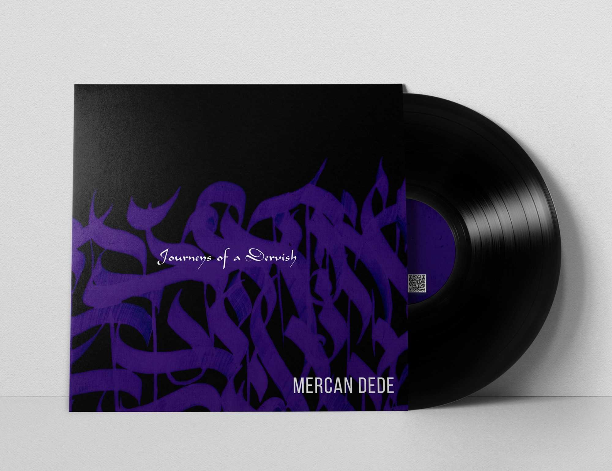 Mercan Dede LP Cover Front